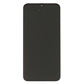 Дисплейний модуль для Samsung A405F Galaxy A40 з рамкою чорний (GH82-19672A) Оригінал