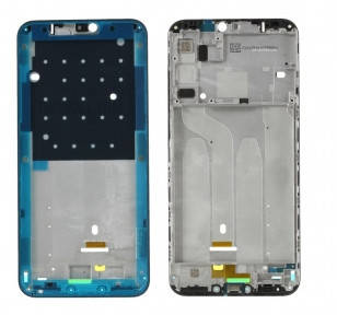 Рамка дисплея Xiaomi Mi A2 Lite, Redmi 6 Pro черная, фото 2