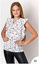 Блуза для девочек подростков, Mevis 3254  Размеры 146-164, фото 2