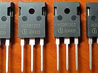 IHW20N120R3 / H20R1203 TO-247 - 1200V 20A NPT IGBT транзистор, фото 1
