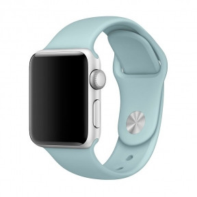 Ремешок для смарт-часов Apple Watch 4244mm Sport Band Turquoise, размер ML