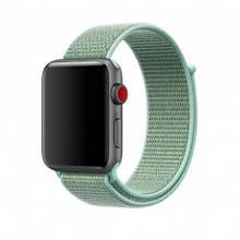Ремешок для смарт-часов Apple Watch 3840mm Sport Loop Marine Green