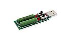 Навантажувальний резистор / опір / тестер JUWEI на 5B c USB 3-В-1 1А / 2А / 3А, фото 2