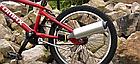 """Глушник / резонатор / імітація звуку мото Turbospoke """"MOTOCARD"""" для дитячого велосипеда T500 / T250 / T100, фото 3"""