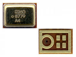 Микрофон Nokia 3600 Slide, 300, 301, 302, 311, 500, C3-01, 4 x 3 x 1mm