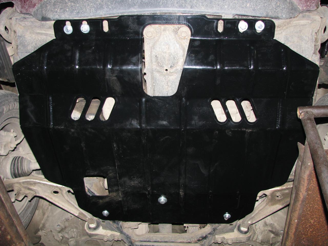 Захист двигуна NISSAN X-TRAIL T30 2001-2007 МКПП 2.2D (двигун+КПП)