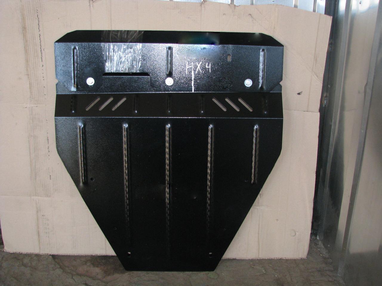 Захист двигуна NISSAN X-TRAIL T31 2007-2014 АКПП 2.0, 2.5, 2.0D (двигун+КПП)