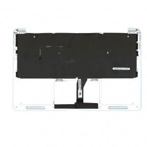 Клавиатура для ноутбука Apple MacBook Air 2012 A1465 с топ панелью горизонтальный энтер черный