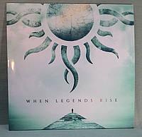 CD диск Godsmack - When Legends Rise, фото 1