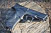 Пневматичний пістолет KWC KM48 метал, фото 2