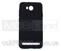 "Чехол чохол силікон ""VIP"" Huawei Y3 ||, LUA-U22 чорний"