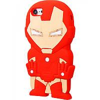 Чехол Резина Iron Man для iPhone 7/8