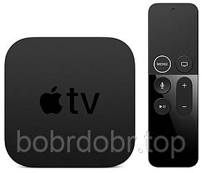 Смарт ТВ-медиаплеер Apple TV 4K 32GB (MQD22)