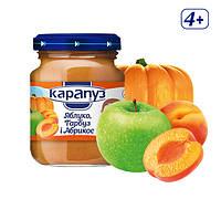 Пюре «Яблуко, гарбуз і абрикос»