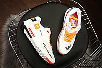 Кроссовки мужские Nike  Air Max 1 Just Do It Pack White  размеры в наличии ► [  40 41 42 43 44 45  ], фото 1