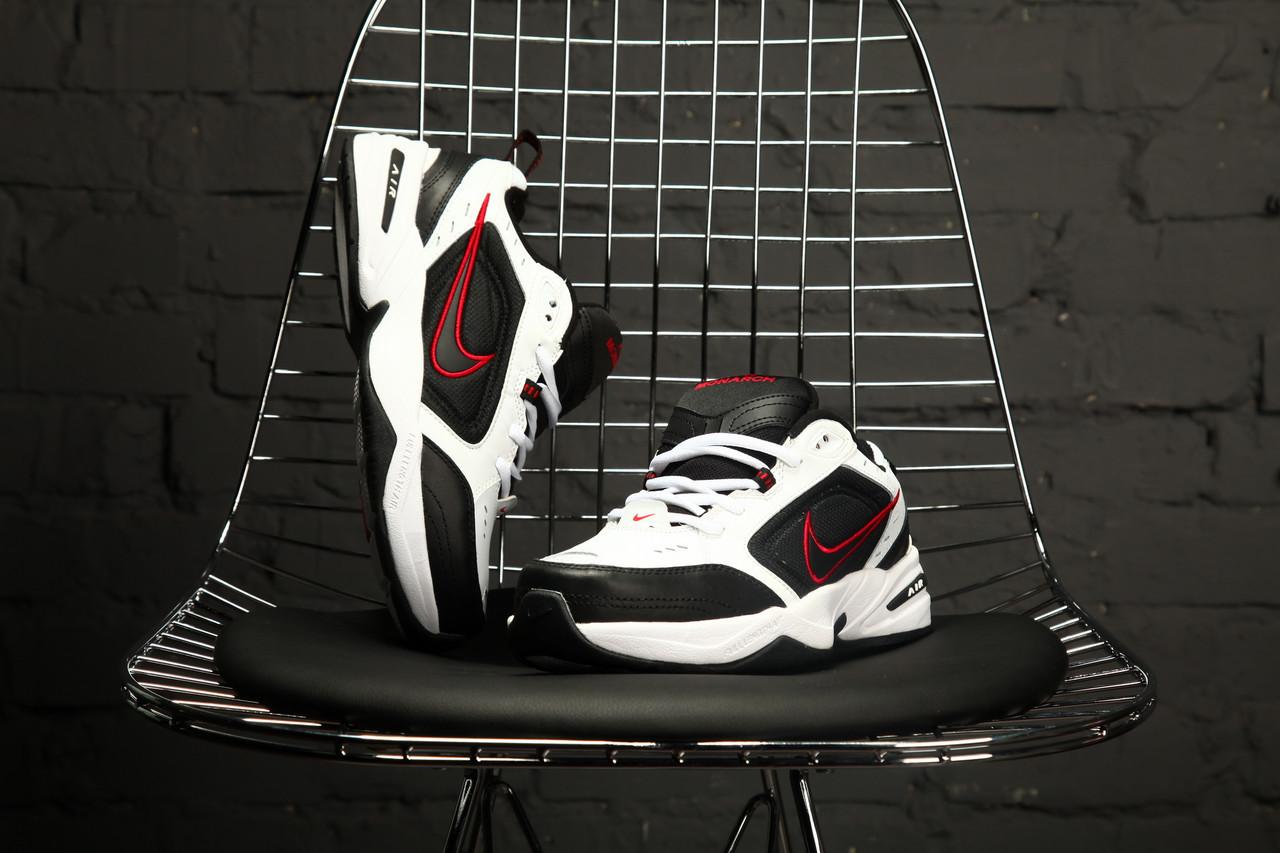 "Кроссовки Nike Air Monarch IV ""Black/White""(Топ качество) размеры в наличии ► [  40 41 42 43 44 45  ]"