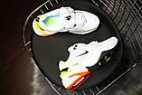Кросівки Nike M2K Tekno Pure Platinum розміри в наявності ► [ 40 41 42 43 44 45 ], фото 3