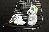 Кросівки Nike M2K Tekno Pure Platinum розміри в наявності ► [ 40 41 42 43 44 45 ], фото 4