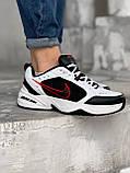 "Кросівки Nike Air Monarch IV ""Black/White"", фото 3"