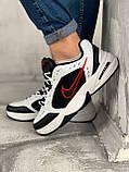 "Кросівки Nike Air Monarch IV ""Black/White"", фото 6"