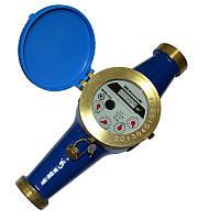 Счётчик Gross MNK-UA-20 класс C, мокроход Ду20 учета холодной воды