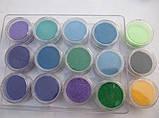Бархатный песок малиново-пурпурный, фото 4