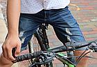 Седло вело / велосипедное анатомическое BATFOX K-0284 с выемкой по центру PU кожа (5 цветов), фото 6