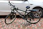 Седло вело / велосипедное анатомическое BATFOX K-0284 с выемкой по центру PU кожа (5 цветов), фото 7