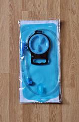 Гидратор / питьевая система / питьевой резервуар с закручивающимся люком (2 л / 2,5 л / 3 л) ГОЛУБОЙ, 3 л
