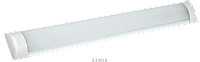 Светильник светодиодный линейный ДБО 5005 18Вт 6500К IP20 600мм металл IEK