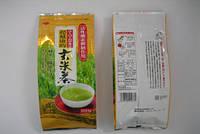 Японский зеленый чай Генмайча