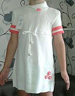 """Платье """"Софи"""" (акрил """"Акал"""") для девочек 3-6 лет."""