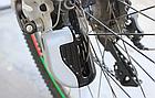 Замок мото / вело на дискове гальмо / спиці протиугінний сталевий з сигналізацією, акселерометром і ключем, фото 2