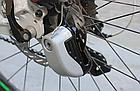 Замок мото / вело на дискове гальмо / спиці протиугінний сталевий з сигналізацією, акселерометром і ключем, фото 3