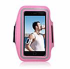"""Чехол на руку для телефона 4.3-4.9"""" / 4.9-5.5"""" неопрен, сенсорное окно, отражатели, для вело / бега / фитнеса, фото 5"""