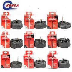 Вело-камера KENDA 27.5 x 1.9-2.125 F/V / Преста / под велосипедный насос