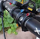 Винт M5*17MM АЛЮ 7075 для выноса ТМ «MUQZI» с прямой шляпкой, цветной (4 цвета), фото 4