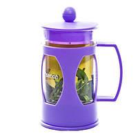 Заварочный чайник френч-пресс с поршнем Fissman Mokka 600 мл