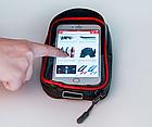 """Сумка на раму «штани» ТМ «ROBESBON» PU/PVC водоупорная з відділенням для телефону / сенсорної областю до 6.2"""", фото 8"""