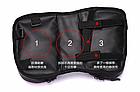 """Сумка на раму «штани» ТМ «ROBESBON» PU/PVC водоупорная з відділенням для телефону / сенсорної областю до 6.2"""", фото 10"""