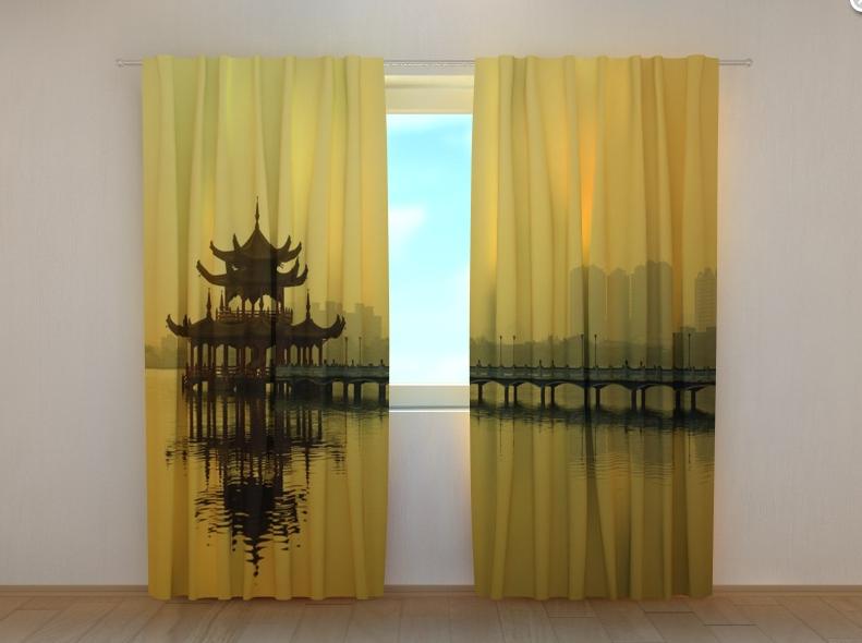 """Фото штори """"Китай"""" 250 х 260 см"""