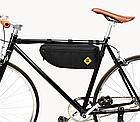 Велосумка підрамна ТМ «B-SOUL» YA273 у всю довжину / містка / водоупорная, фото 2