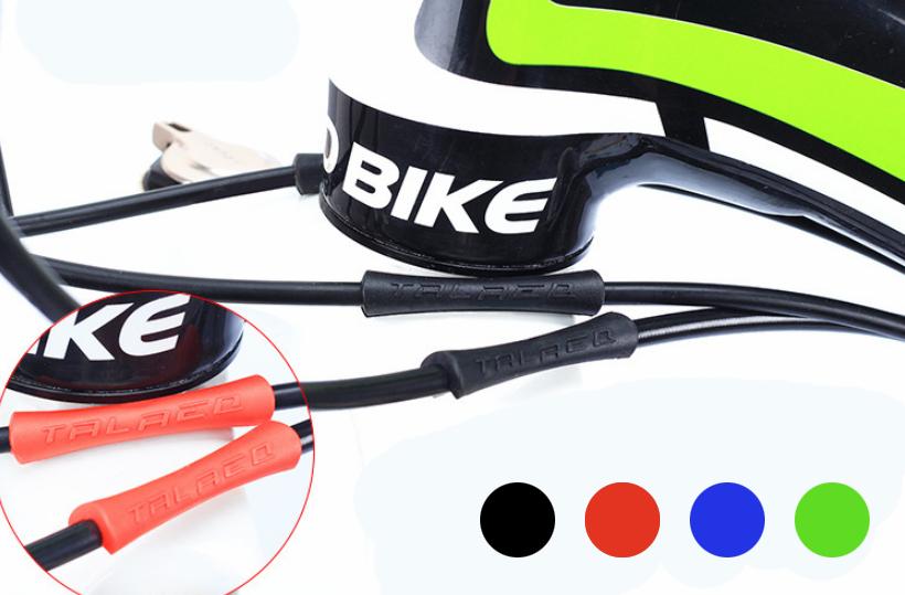 """Защита протектор кабеля / тросика / рубашек силикон от перетирания кабелей и ЛКП «трубка» """"JAGWIRE"""" / """"TRLREQ"""""""