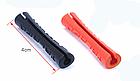"""Защита протектор кабеля / тросика / рубашек силикон от перетирания кабелей и ЛКП «трубка» """"JAGWIRE"""" / """"TRLREQ"""", фото 4"""