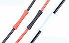 """Защита протектор кабеля / тросика / рубашек силикон от перетирания кабелей и ЛКП «трубка» """"JAGWIRE"""" / """"TRLREQ"""", фото 6"""