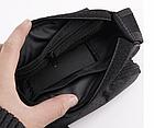 Сумка на раму ТМ «WOLFBASE» TQ-2605 PVC швидкознімна водоупорная з відкидними «штанами» + чохол від дощу, фото 10