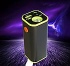 Набірної бокс / повербанк для вело-фар 4*18650 / гаряча заміна / контактний 4.2 V / USB 5 V, + ліхтарик, фото 2
