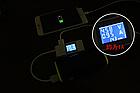 Набірної бокс / повербанк для вело-фар 4*18650 / гаряча заміна / контактний 4.2 V / USB 5 V, + ліхтарик, фото 8