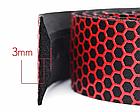 "Обмотка ""СОТИ"" самоклейка на кермо шосейного велосипеда / рульова обмотка + заглушки + липка стрічка (6 кольорів), фото 6"