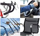 "Обмотка ""СОТИ"" самоклейка на кермо шосейного велосипеда / рульова обмотка + заглушки + липка стрічка (6 кольорів), фото 9"